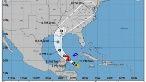Tormenta Zeta golpeará península mexicana de Yucatán como huracán