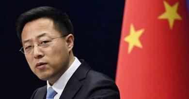Sanciona China a empresas de EE.UU. por vender armas a Taiwán