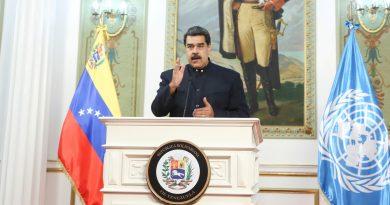 Maduro anuncia que Venezuela desarrolló un fármaco que anula el covid-19 «al 100%»
