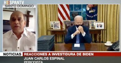 Espinal: Biden, con reformas, trata de evitar colapso de EEUU